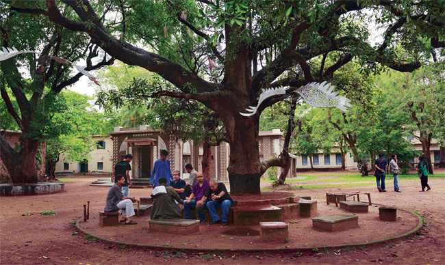Shantiniketam