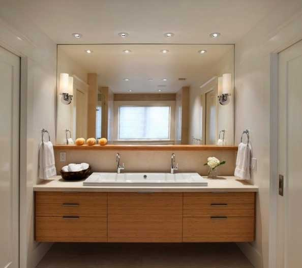 Mirror Bathroom Lights