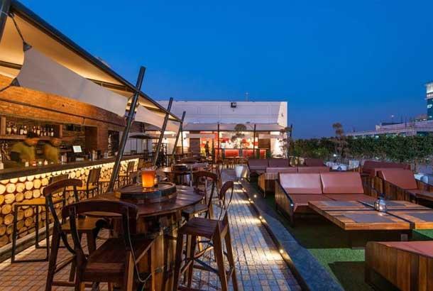 Best restaurants in Cyber Hub
