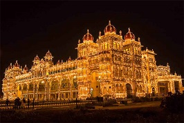 Top 10 Sight Seeing Places in Mysore