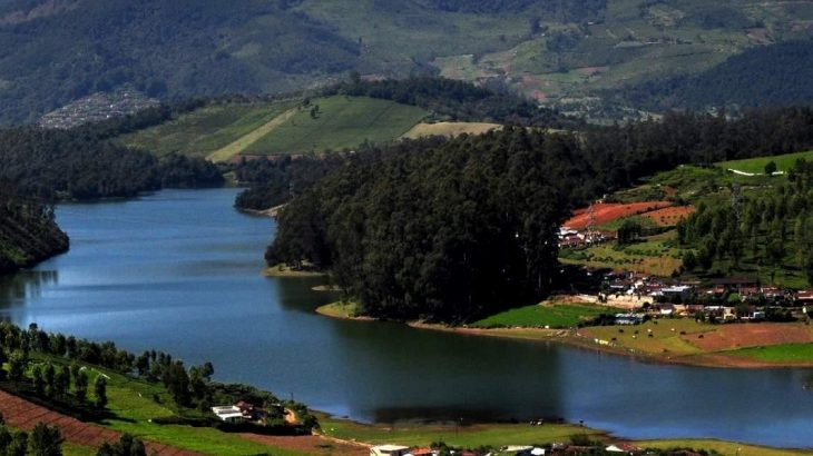 Top 10 Attractions in Ooty and kodaikanal