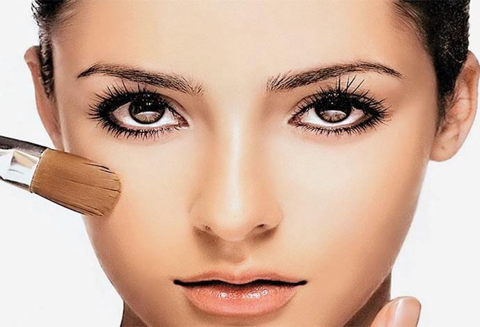 foundation for skin